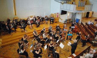 Unieke samenwerking Symfonieorkest KWOV en Accordeonvereniging Con Forza
