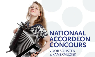 Uitslag Nationaal Accordeon Concours voor Solisten en Kamermuziek