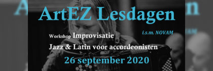 ArtEZ lesdagen: Workshop Improvisatie
