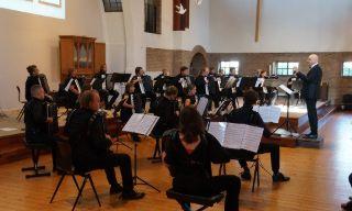Verslag Afscheidsconcert dirigent Evert van Amsterdam