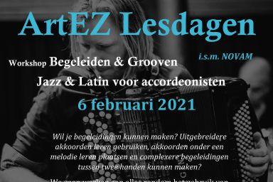 ArtEZ lesdagen: Workshop Begeleiden & Grooven