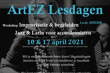 ArtEZ lesdagen: Workshop Improvisatie & Begeleiden