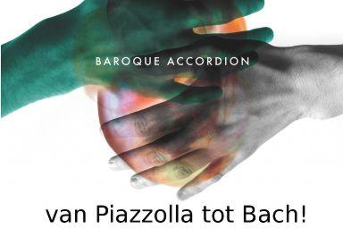Van Piazzolla tot Bach!
