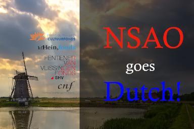 Bonusconcert 'NSAO goes Dutch!'